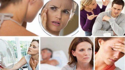 Triệu chứng tiền mãn kinh là những dấu hiệu