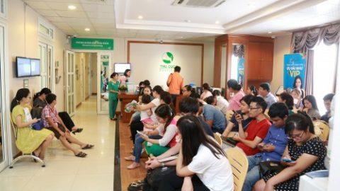 Bệnh viện Thu Cúc giữ vững vị trí tốp bệnh viện tốt nhất