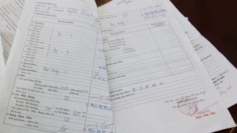 Cảnh giác với hành vi lừa đảo cấp giấy khám sức khỏe