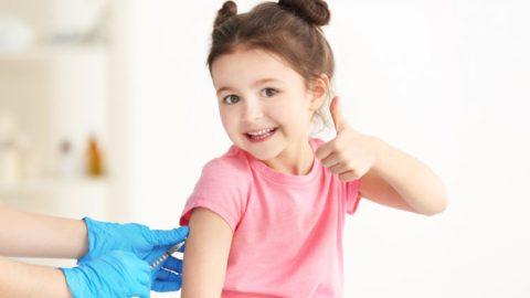 Tiêm vắc xin sởi – rubella miễn phí cho trẻ từ 1 đến 5 tuổi