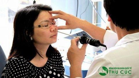 Sung huyết mũi – nguyên nhân và cách điều trị