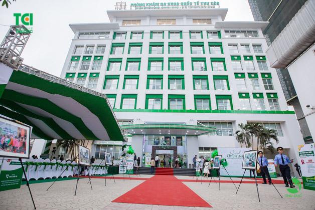 Ngày 29/03 vừa qua, Phòng khám ĐKQT Thu Cúc tưng bừng khai trương