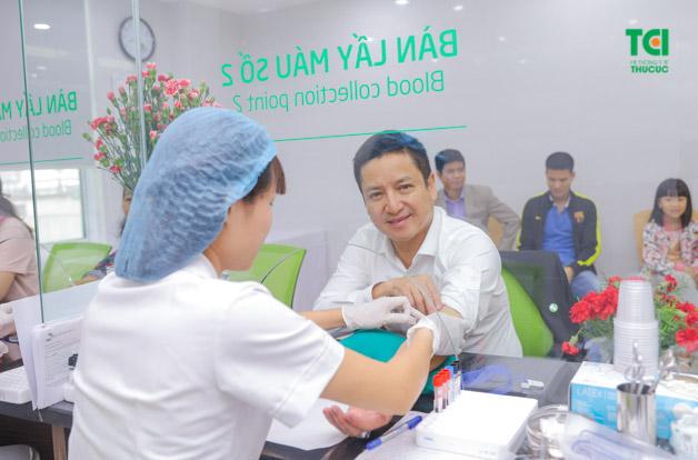 Phòng khám Thu Cúc ở Trần Duy Hưng là đơn vị y tế khám chữa uy tín được nhiều người dân tin tưởng lựa chọn.