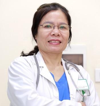 Bác sĩ CKII Nguyễn Thị Bánh - Bác sĩ chuyên khoa Nhi