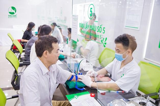 Chỉ số ure trong máu cao bạn nên đến các cơ sở y tế uy tín để làm thêm các xét nghiệm và chẩn đoán chính xác tình hình chức năng thận