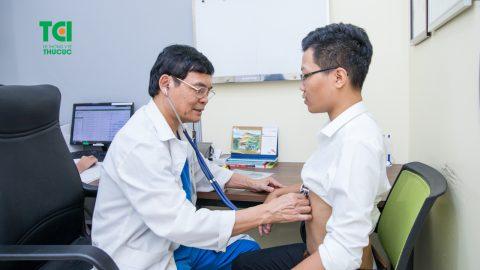 Phòng khám tim mạch uy tín quận Cầu Giấy