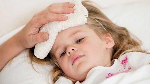 Nguyên nhân viêm mũi họng cấp ở trẻ em và cách chăm sóc