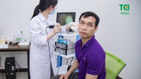 Khám sức khỏe cán bộ nhân viên Ecoba tại Bệnh viện Thu Cúc