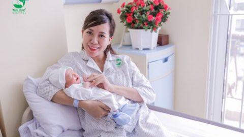 Nữ diễn viên Mai Thỏ sinh con tiết lộ bí quyết đi đẻ khỏe re