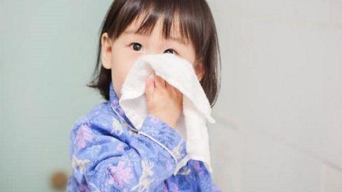 Hãy hiểu rõ nguyên nhân gây nghẹt mũi ở trẻ sơ sinh