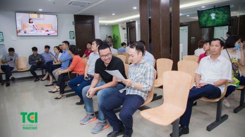 Khám sức khỏe định kỳ doanh nghiệp tại Bệnh viện ĐKQT Thu Cúc
