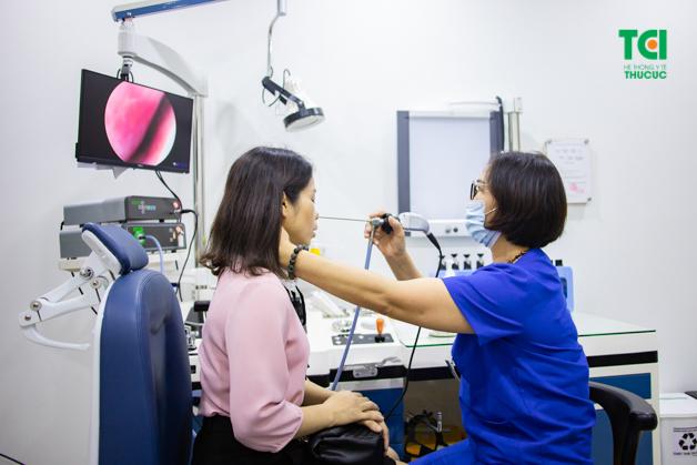 Phòng khám Tai mũi họng Thu Cúc là địa chỉ uy tín được hàng ngàn người dân thủ đô và các nơi tin tưởng lựa chọn khi thăm khám các bệnh lý về tai, mũi, họng.