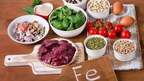 Ăn gì cho bổ máu?bổ sung lượng máu cho cơ thể