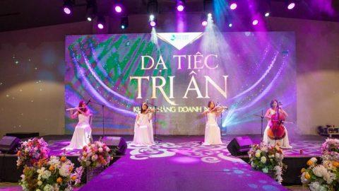Thu Cúc tổ chức dạ tiệc tri ân hoành tráng thu hút hơn 500