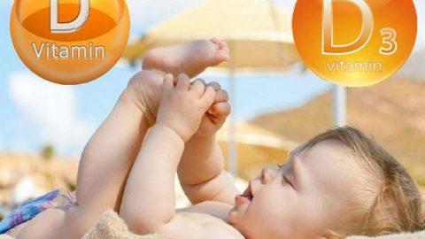 Bổ sung vitamin D cho trẻ sơ sinh đúng cách là như thế nào?