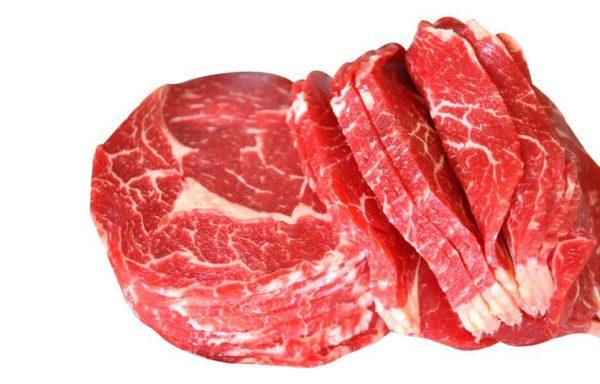 Thịt bò - Thức ăn bổ máu hàng đầu