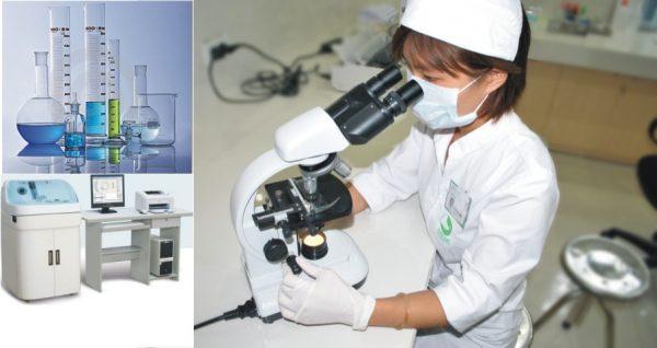 Thăm khám tại cơ sở y tế uy tín giúp đảm bảo chỉ số xét nghiệm GSPT chính xác, độ tin cậy cao