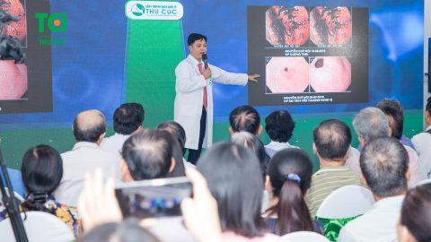 Hội thảo: Nội soi tiêu hóa không đau, phát hiện sớm ung thư công nghệ NBI 5P