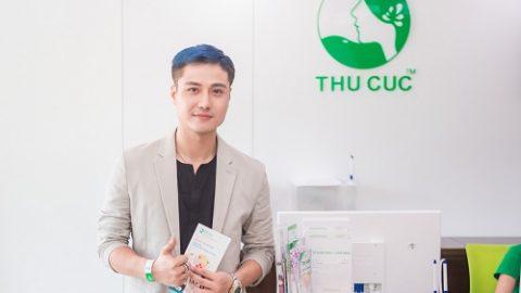 Diễn viên Thanh Sơn chọn khám tầm soát ung thư tại Thu Cúc
