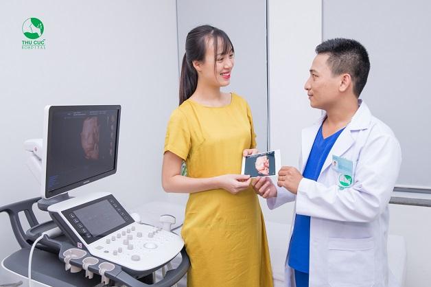 Trong các gói Thai sản trọn gói của Bệnh viện ĐKQT Thu Cúc đã lên sẵn các mốc khám thai quan trọng cho mẹ, giúp mẹ đảm bảo đầy đủ các lần siêu âm 5D cần thiết