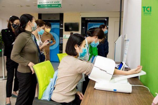 quy định khám sức khỏe định kỳ cho nhân viên