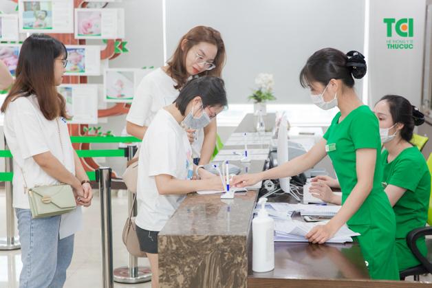 Bệnh viện Thu Cúc được nhiều cơ quan đoàn thể, doanh nghiệp ở Hà Nội và các tỉnh thành lân cận tin tưởng lựa chọn là đối tác khám sức khỏe định kỳ cho CBCNV