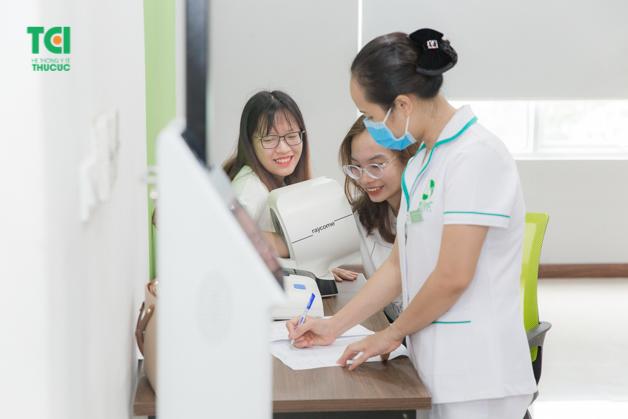 Đo huyết áp là chỉ định cần thiết khi đi khám sức khỏe xin việc