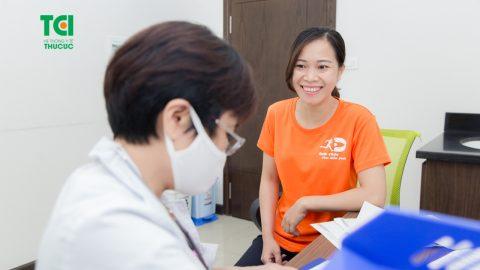 Bảo vệ nguồn nhân lực bằng cách khám sức khỏe cho công ty