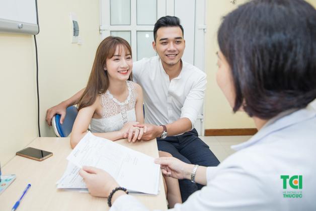 Các cặp đôi cần lưu ý 1 số vấn đề trước khi khám sức khỏe tiền sinh sản