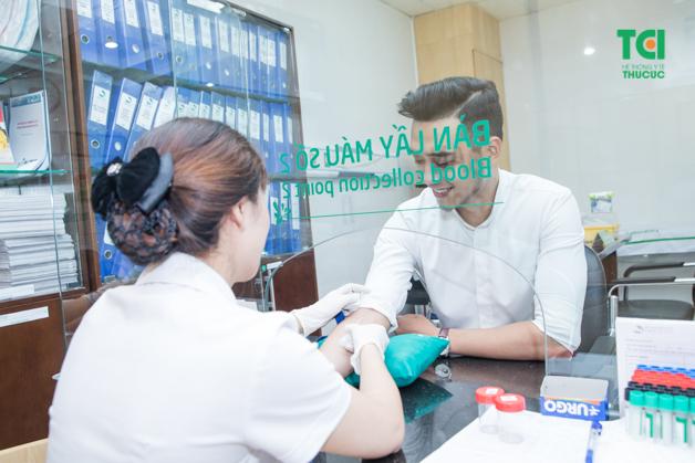 Bệnh viện Đa khoa Quốc tế Thu Cúc xây dựng gói khám sức khỏe tiền hôn nhân với mức giá hợp lý
