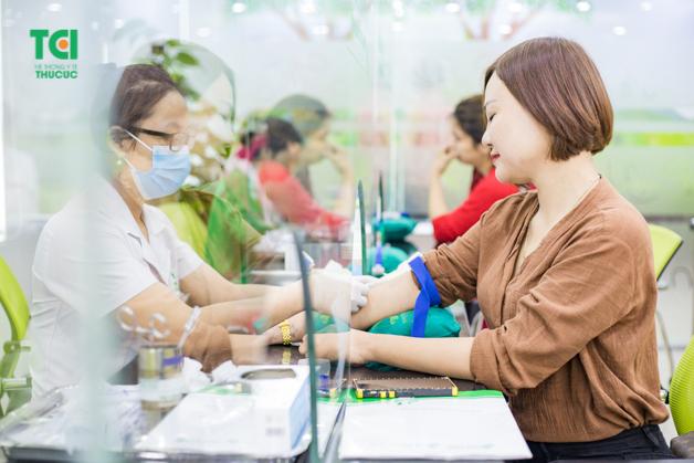 Gói khám của Thu Cúc được thiết kế khoa học, giúp người bệnh tiết kiệm thời gian và chi phí
