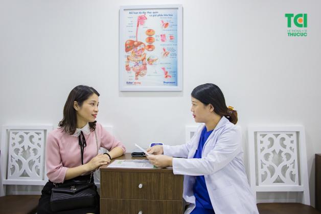 Hàng triệu người bệnh đã thăm khám và hài lòng khi sử dụng dịch vụ y tế tại Thu Cúc