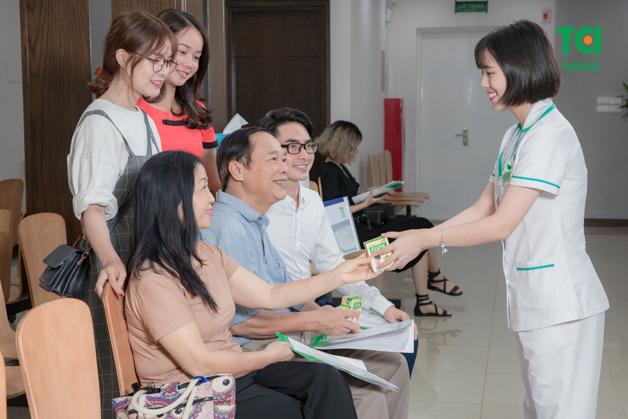 99,9% người bệnh hài lòng khi đến thăm khám tại Thu Cúc