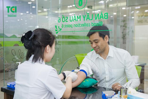 Toàn bộ quy trình thăm khám được thực hiện theo một tiến trình khoa học từ khâu khám lâm sàng tổng quát tới các xét nghiệm chuyên sâu.
