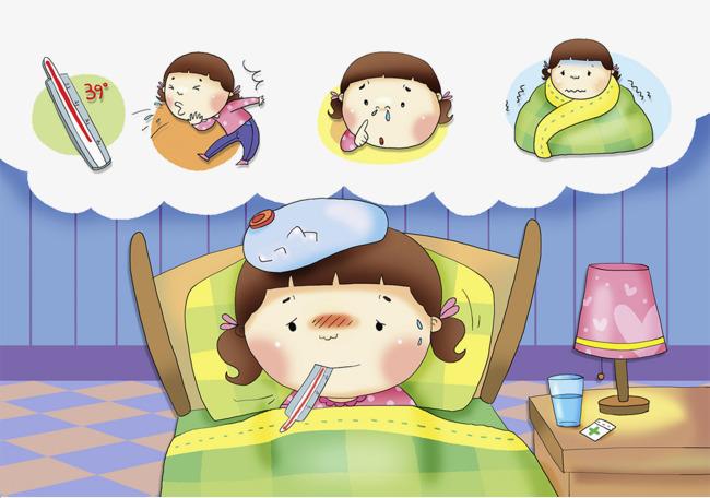 Trẻ bị sốt không rõ nguyên nhân có thể do các loại virus, vi khuẩn hay ký sinh trùng gây ra