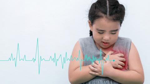Bệnh thấp tim ở trẻ em nguy hiểm nhưng có thể phòng