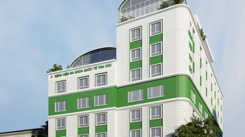 Cooming soon: Bệnh viện Thu Cúc mở rộng diện tích gấp 3