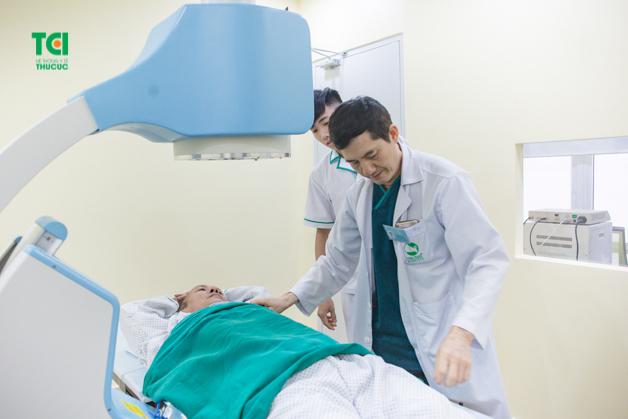 Bệnh viện Thu Cúc là địa chỉ tán sỏi uy tín được rất nhiều bệnh nhân tin tưởng lựa chọn