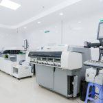 Không gian y tế hiện đại, phương tiện kỹ thuật tân tiến