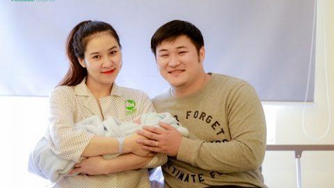 """""""Học lỏm"""" bí kíp không sợ đưa vợ đi đẻ của diễn viên Lưu Mạnh Dũng"""