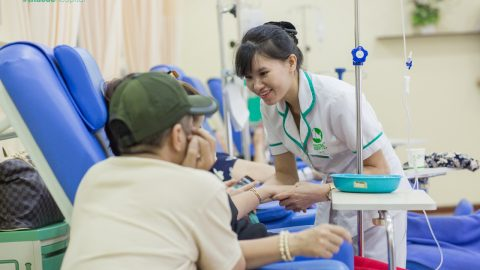 Chăm sóc tận tình, chu đáo tại Bệnh viện Thu Cúc