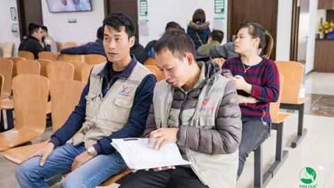 Công ty Vilai Việt tổ chức khám sức khỏe cho nhân viên