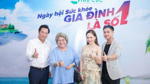 Ngày hội sức khỏe gia đình tại Bệnh viện Thu Cúc
