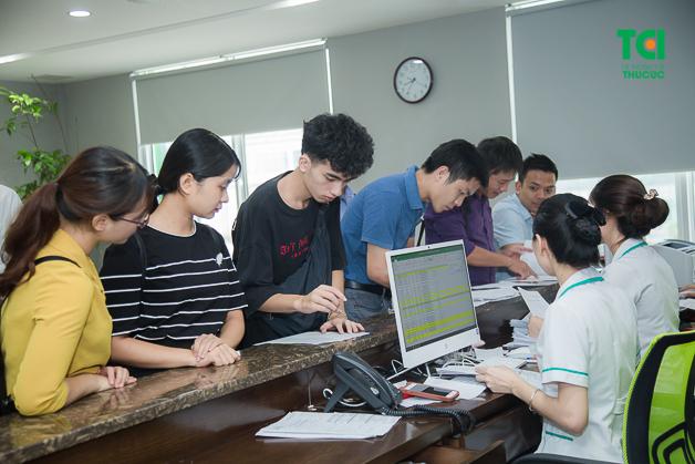 Bệnh viện Thu Cúc là địa chỉ khám sức khỏe cho người nước ngoài được đánh giá cao và là ưu tiên hàng đầu khi người bệnh lựa chọn