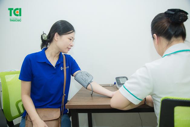 Với gói khám sức khỏe thẻ xanh tại Thu Cúc, bạn sẽ được thực hiện đầy đủ các danh mục cần thiết