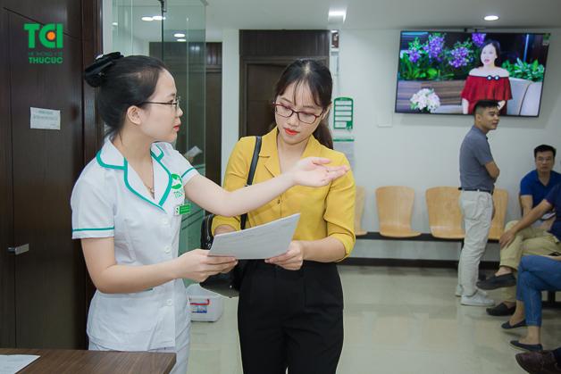 Khám sức khỏe tuyển dụng lao động là hình thức kiểm tra sức khỏe đầu vào của doanh nghiệp