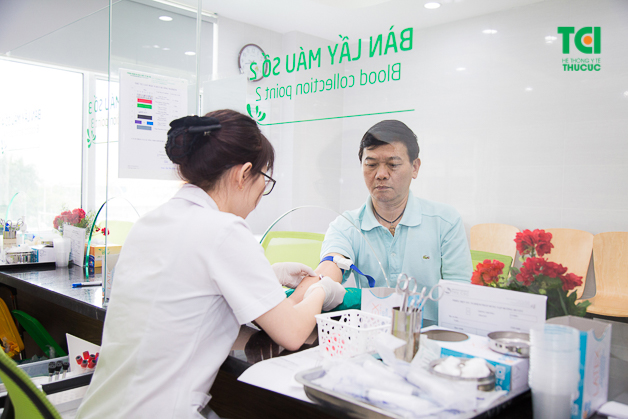Bác Minh Tiêng luôn lựa chọn Thu Cúc để khám sức khỏe định kỳ