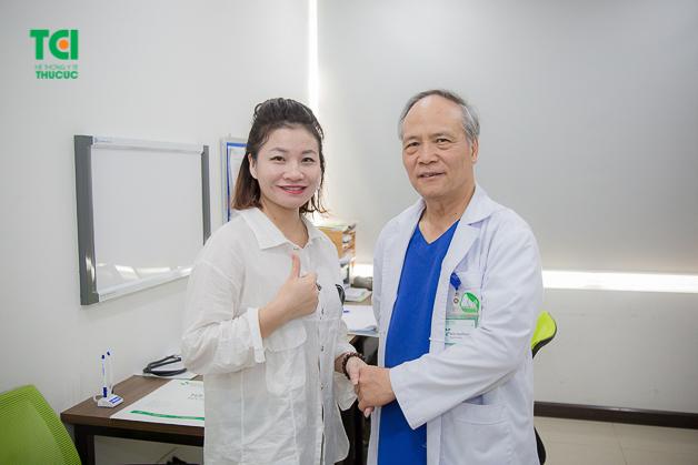 Thu Cúc đã trở thành sự lựa chọn hàng đầu trong dịch vụ chăm sóc sức khỏe của các người bệnh
