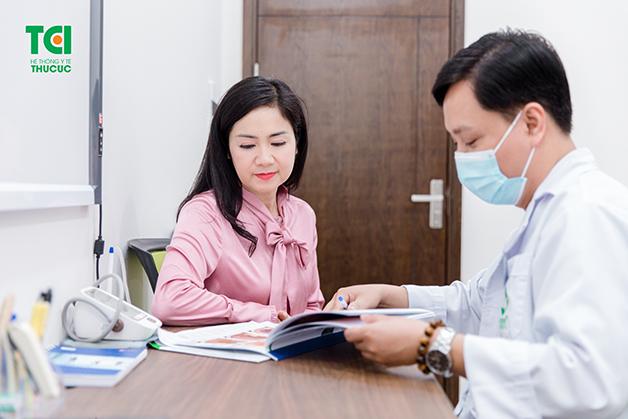 Đừng vì sợ đi bệnh viện mà chủ quan với sức khỏe của mình các bạn nhé!