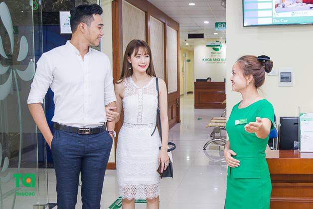 Bệnh viện Thu Cúc là đại chỉ được nhiều cặp đôi tin chọn để đi khám sức khỏe kết hôn